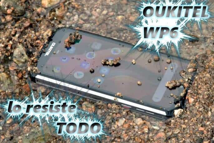 oukitel wp6 opiniones
