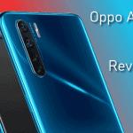 Oppo A91 - móvil elegante donde los haya - Review y opiniones