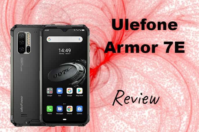 ulefone armor 7E opiniones