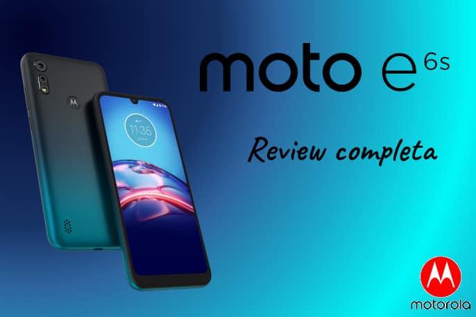 Motorola Moto E6s opiniones