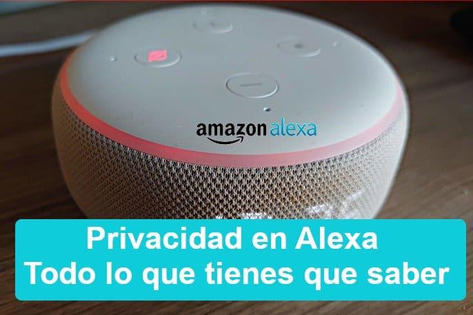 alexa privacidad