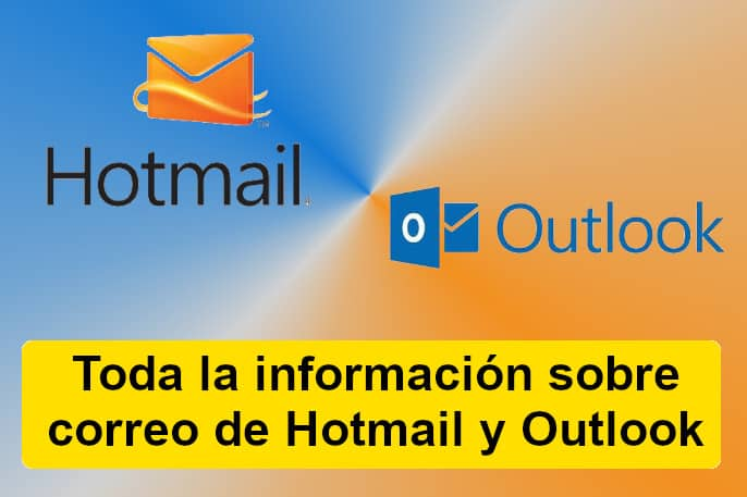 correo de hotmail y outlook