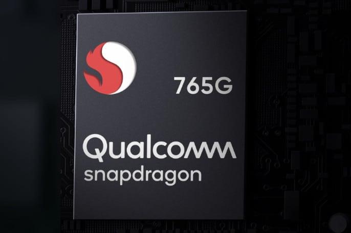 procesador qualcomm snapdragon 765
