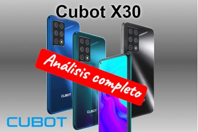 cubot x30 opiniones