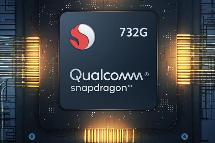 procesador qualcomm snapdragon 732G
