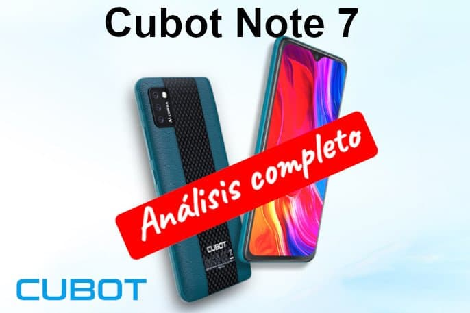 cubot note 7 opiniones