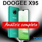 DOOGEE X95, uno de esos móviles muy baratos