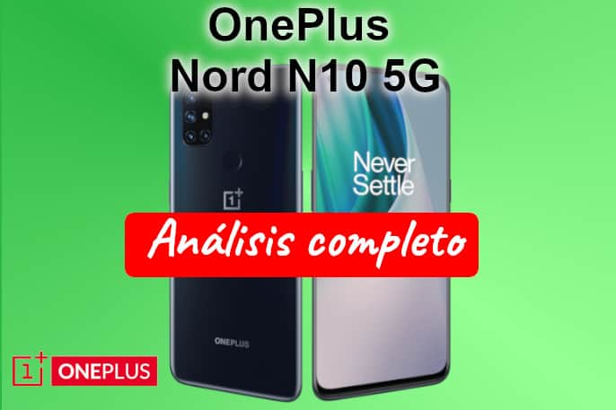 oneplus nord n10 5g opiniones