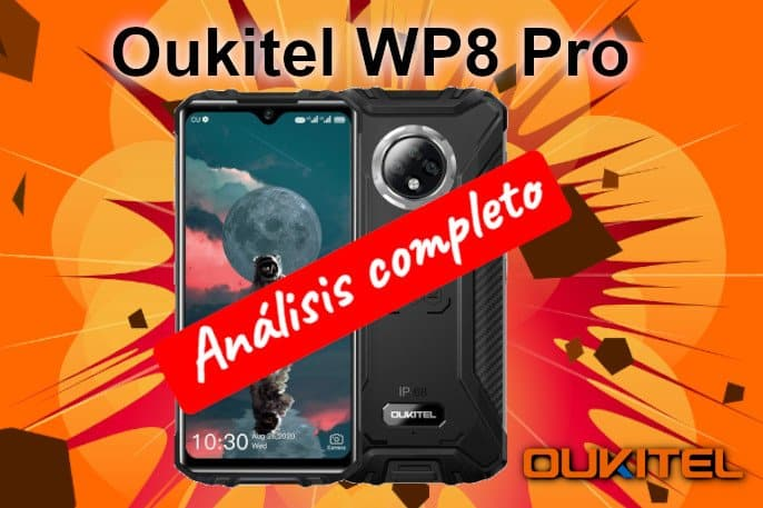 Oukitel WP8 Pro - Review
