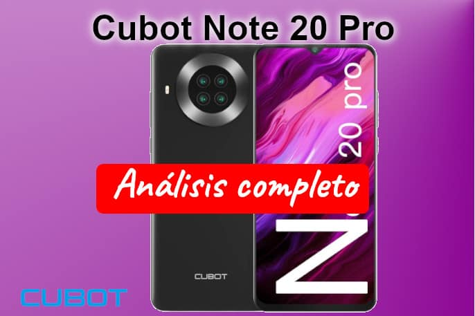 cubot note 20 pro opiniones