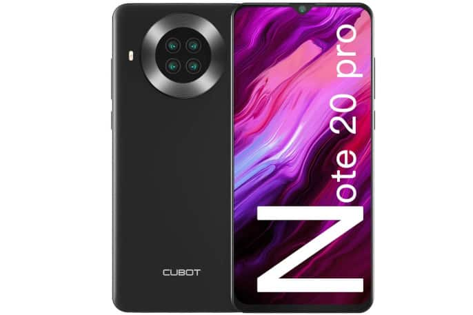 cubot note 20 pro review