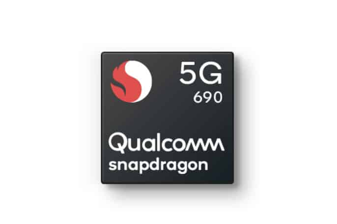 Procesador Qualcomm Snapdragon 690 5G